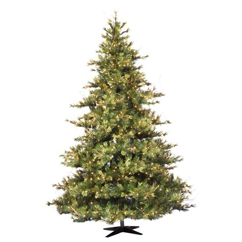 artificial 10 foot christmas tree online for sale 10 foot mixed country pine tree unlit a801685