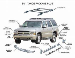 2001 Chevy Suburban Parts Diagram