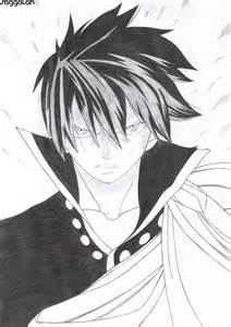 Zeref Fairy Tail Drawing