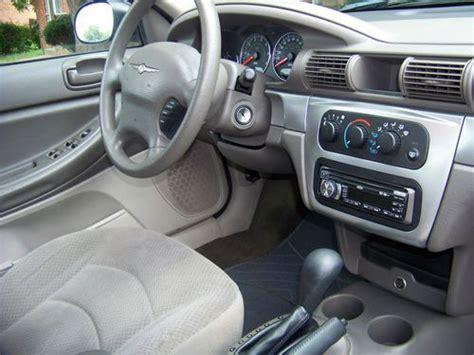 sell   chrysler sebring touring sedan  door