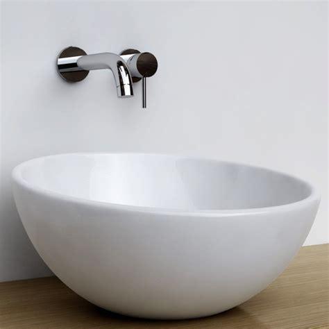 vasque a poser vasque 224 poser ronde bol 42 cm c 233 ramique