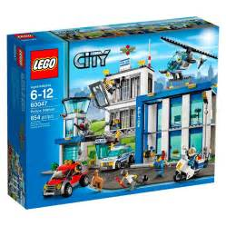 Kmart Christmas Trees by Lego 60047 Police Station I Brick City