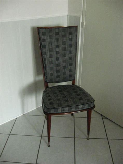 tapisser une chaise preteatoutfaire chaise de salle re tapisser