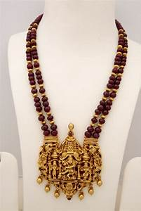 Indian Jewellery and Clothing: Antique temple jewellery ...