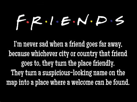 long distance friendship quote  quotereel