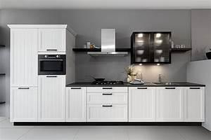 Küchenzeile Landhausstil Günstig : k chenzeile home wei im landhausstil ~ Bigdaddyawards.com Haus und Dekorationen
