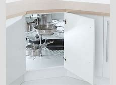 Three Quarter Kitchen Corner Carousel • REJS Ltd