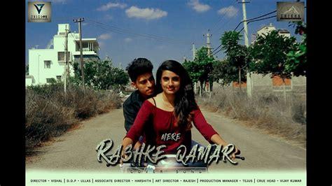 Hindi Album Song Mere Rashke Qamar