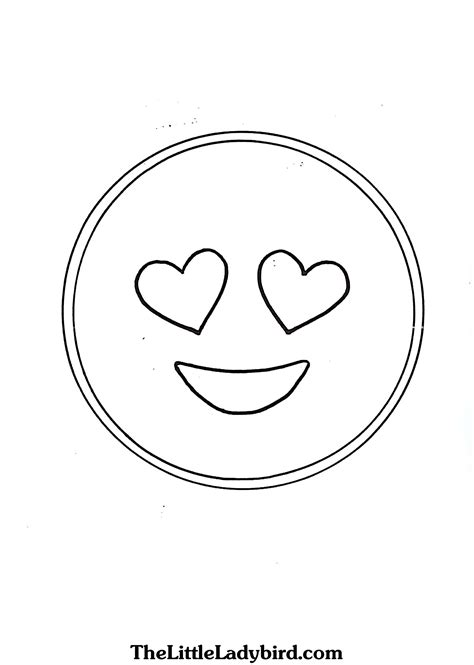 emoji coloring pages  love  coloring pages printable  kids  adults