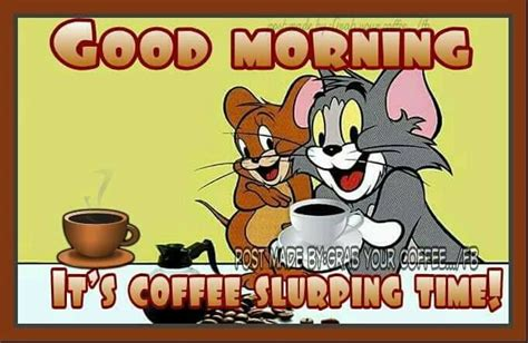 Good Morning Its Coffee Slurping Time Pictures, Photos