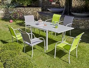 Chaise De Jardin Carrefour : carrefour fauteuil de jardin tello taupe pas cher ~ Farleysfitness.com Idées de Décoration