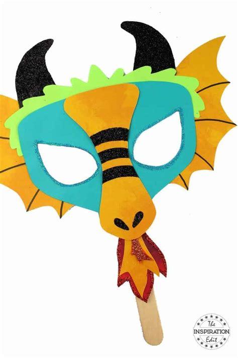 chinese  year dragon craft  kids  inspiration edit