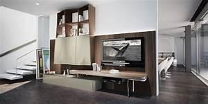 Trennwand Im Wohnzimmer : moderne wohnzimmer einrichtung von tumidei f r ein elegantes interieur ~ Sanjose-hotels-ca.com Haus und Dekorationen