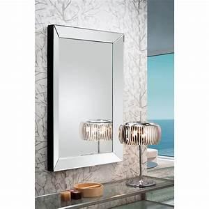Miroir Design Biseaut Elis Rectangle