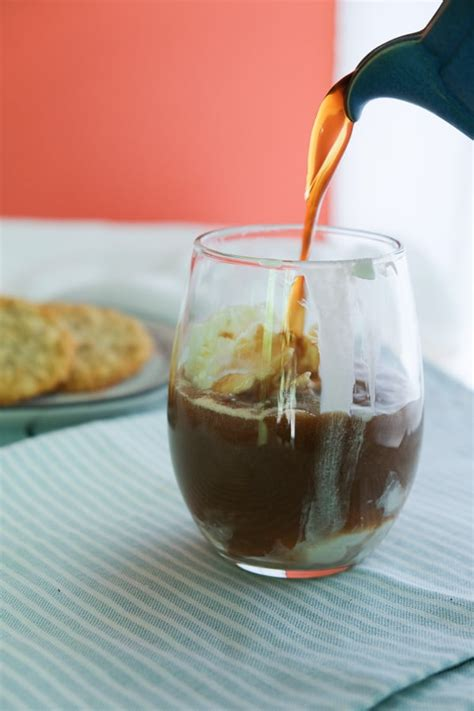 These 4 easy iced coffee recipes are perfect for hot summer days. Eiskaffee: The Best Coffee in Germany - International Desserts Blog - Recipes with a sprinkle of ...