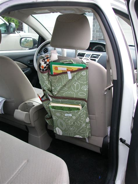 nifty car organizer  steps  pictures