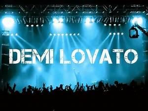 Ticket Lodge Blog Demi Lovato 2014 Neon Lights Tour