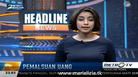 Marializia Hasni on headline news - YouTube