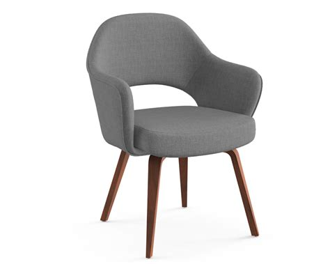 kitchen nook furniture saarinen executive arm chair by knoll the century house