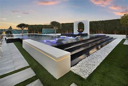 California Landscape Studios Spa Masters Calif Irvine