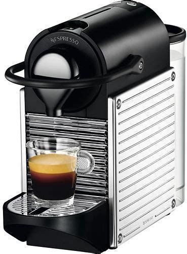 Nespresso Uae by Nespresso Pixie Coffee Machine Steel Silver C60 Me Ss Ne