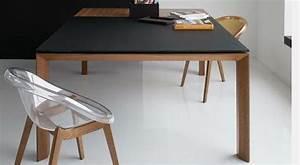 Table Noir Et Bois : tables manger comparez les prix pour professionnels sur page 1 ~ Teatrodelosmanantiales.com Idées de Décoration
