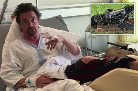 Grand Tour Host Posts Injury Update