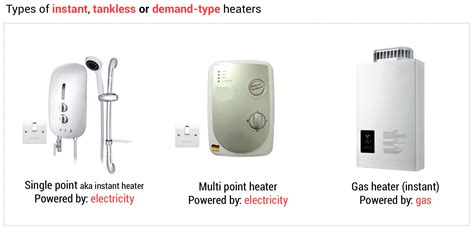 Instant Vs Storage Water Heaters In Singapore