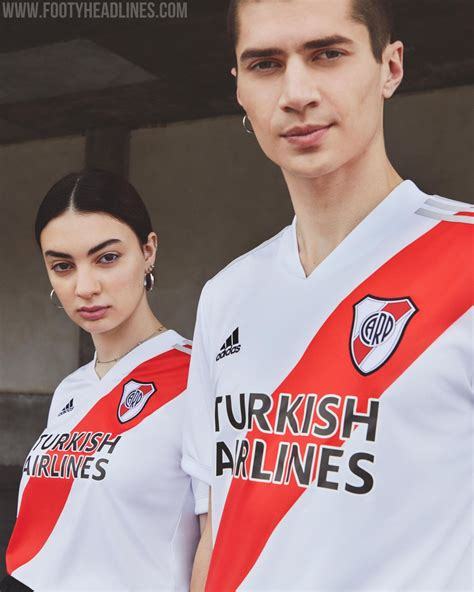 River Plate 20-21 Home Kit Released - Footy Headlines