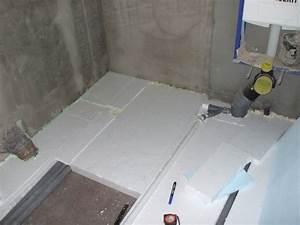 Šedý polystyren do podlahy