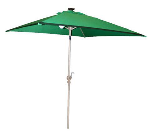 square solar crank tilt market umbrella page