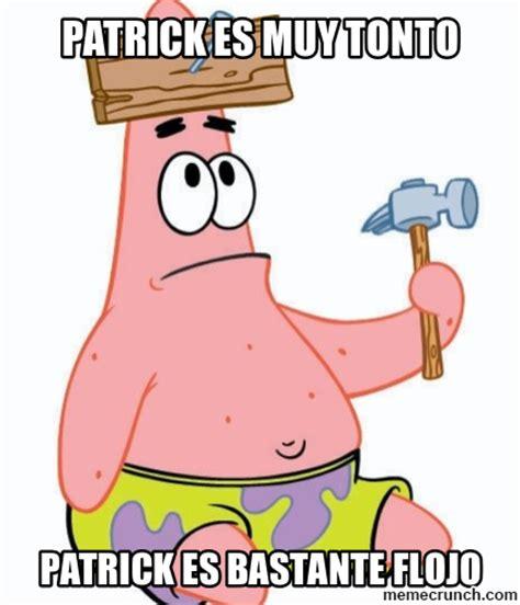 Patric Meme - patrick meme 28 images image 56414 no this is patrick know your meme patrick meme 19 funny