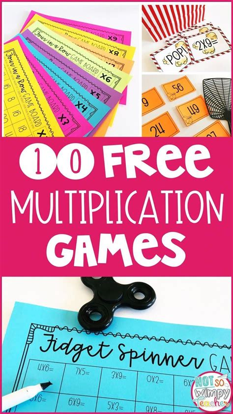 multiplication math facts games   caught  attention
