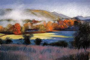 WELL COME TO ART GALLARY: Pastel Painting