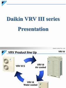 Daikin Vrv Ahu Installation Manual