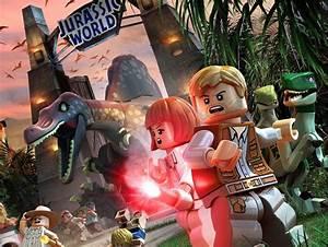 LEGO Jurassic World (PS Vita) – Review – QTX