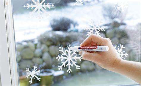 Fensterdeko Weihnachten Selbstgemacht by Fensterdekoration Im Advent Basteln Selbst De