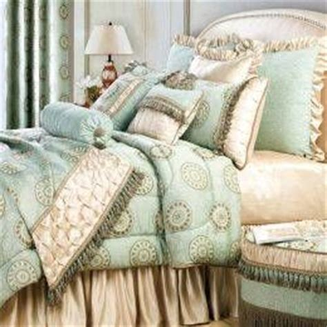 turquoise  gold bedding comforter sets duvet