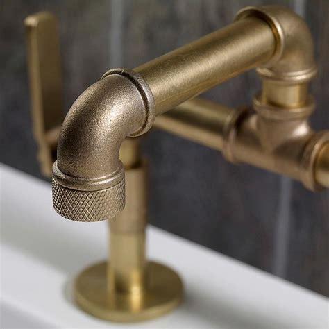 Watermark Elan Vital38 Elevated Widespread Lavatory Faucet