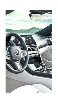 BMW 8 Series Convertible INTERIOR Video In Detail BMW ...