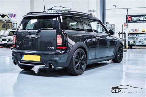 Mini Cooper Clubman Modification by Mini Clubman Cooper S Stage 2 Conversion Clp Tuning