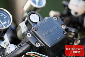 Honda Cx500  How To Move Or Relocate The Fuse Box