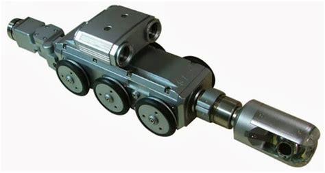 Robotic Crawler Remote Drain Pipe Inspection Camera