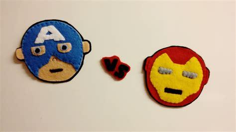 felt superhero heads   sew   plushie sewing
