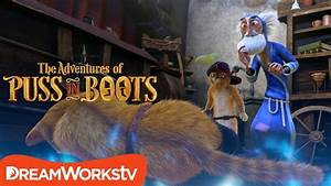 Shrek Characters Dos Gatos The Adventures Of Puss In Boots Youtube