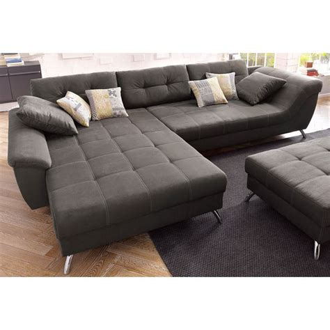 canape d angle avec grande meridienne canapé d 39 angle avec méridienne modulable un style très