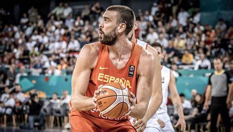 gasol brothers lead unbeaten spain  eurobasket