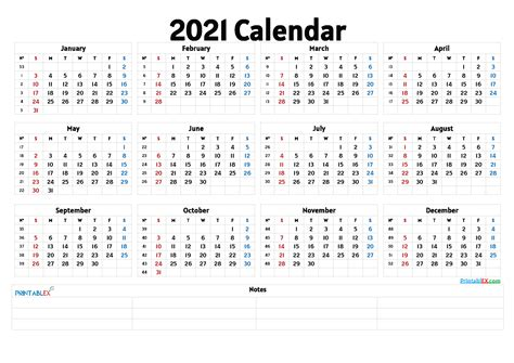 So, the concept of printable 2022 calendar is developed for different purposes about planning. Cute 2021 Printable Calendar