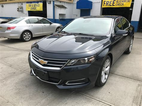 Used 2014 Chevrolet Impala Lt Sedan $12,99000