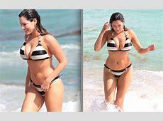 Kelly Brook la mujer con el cuerpo más perfecto del mundo